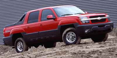 2004 Chevrolet Avalanche 1500 Parts and Accessories: Automotive ...