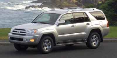 2004 Toyota 4Runner:Main Image