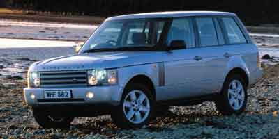 2004 Land Rover Range Rover:Main Image