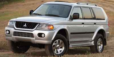 Mitsubishi Montero Sport Parts and Accessories: Automotive