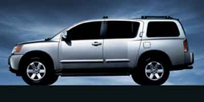 2004 Nissan Pathfinder Armada:Main Image