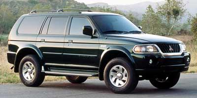 Attractive 2000 Mitsubishi Montero Sport