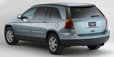 chrysler pacifica 2006 parts