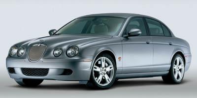 2005 Jaguar S Type:Main Image