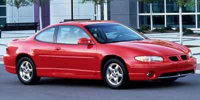 2000 Pontiac Grand Prix Parts and Accessories: Automotive