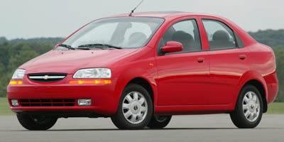 2005 Chevrolet Aveo:Main Image