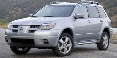 2005 Mitsubishi Outlander:Main Image