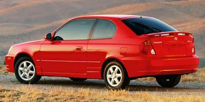 2005 Hyundai Accent:Main Image