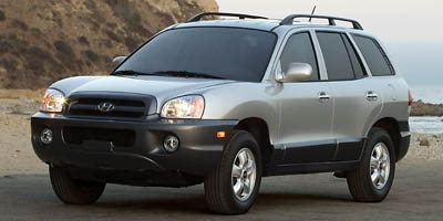 2005 Hyundai Santa Fe:Main Image