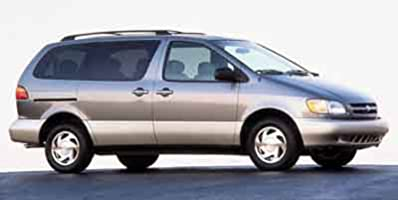 2000 Toyota Sienna Parts and Accessories: Automotive: Amazon.com