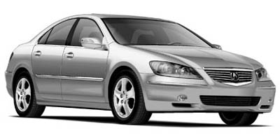 Acura RL Parts And Accessories Automotive Amazoncom - 2005 acura rl parts