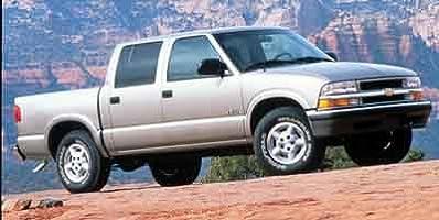 2001 Chevrolet S10:Main Image