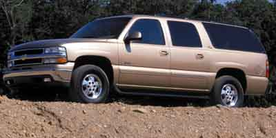 2001 Chevrolet Suburban 1500 Parts and Accessories