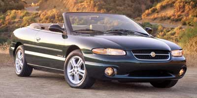 1997 Chrysler Sebring Parts And Accessories Automotive