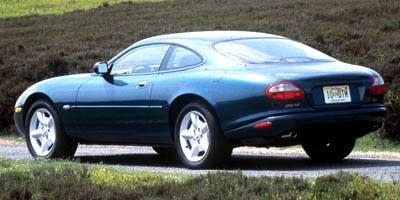 1997 Jaguar XK8:Main Image