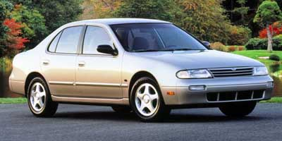 1997 Nissan Altima Parts and Accessories: Automotive