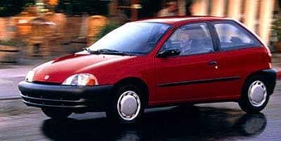 1997 Suzuki SWIFT CINO - littlecountess - Shannons Club