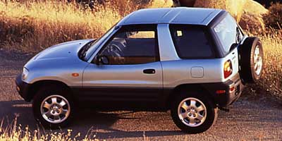 1997 Toyota RAV4:Main Image