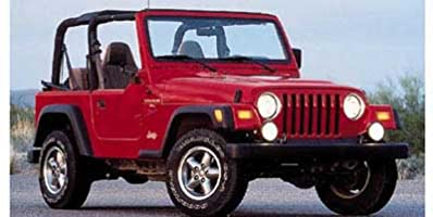 Attractive 1997 Jeep Wrangler:Main Image