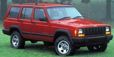 1997 Jeep Cherokee Parts And Accessories Automotive Amazon Com