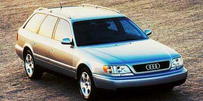 1998 Audi A6 Quattro:Main Image