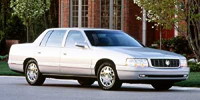 1998 Cadillac DeVille:Main Image