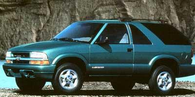 gmc 1998 blazer
