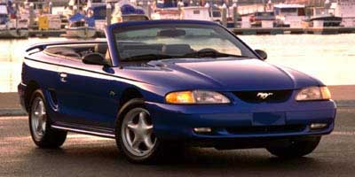 1998 Ford Mustang Parts and Accessories: Automotive: Amazon com