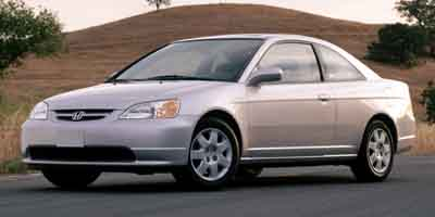High Quality 2001 Honda Civic