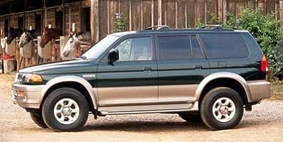 1998 mitsubishi montero sportmain image - Mitsubishi Montero 1998