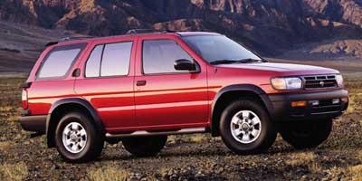 1998 Nissan Pathfinder:Main Image