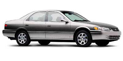 1998 toyota camry parts manual