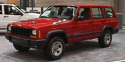 1998 Jeep Cherokee Parts And Accessories Automotive