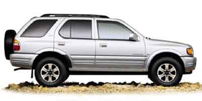 2002 Isuzu Rodeo Parts and Accessories: Automotive: Amazon com