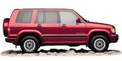 Isuzu Trooper Parts and Accessories: Automotive: Amazon com