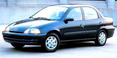 1999 Chevrolet Metro:Main Image