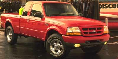 1999 ford ranger custom front bumper