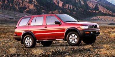 1999 Nissan Pathfinder Parts and Accessories: Automotive