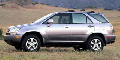 2001 Lexus RX300 Parts and Accessories: Automotive: Amazon.com