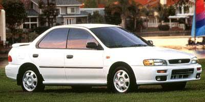 1999 Subaru ImprezaMain Image