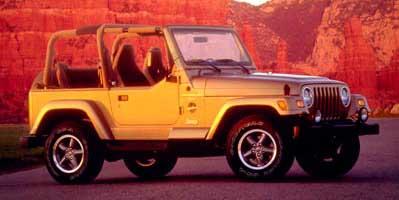 1999 Jeep Wrangler:Main Image