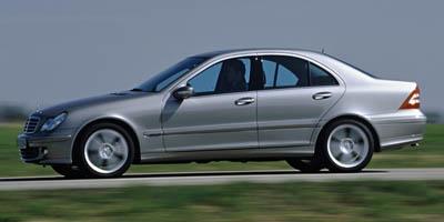 Elegant 2006 Mercedes Benz C280:Main Image