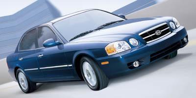 2006 Kia Optima:Main Image