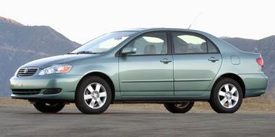 2006 Toyota Corolla:Main Image