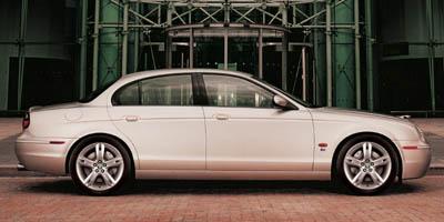 2007 Jaguar S Type:Main Image