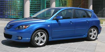 2006 mazda 3 hatchback custom