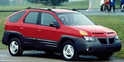 2001 Pontiac Aztek:Main Image