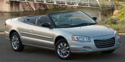2006 Chrysler Sebring Parts And Accessories Automotive