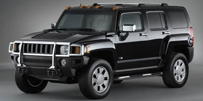 Hummer H3 Accessories - Hummer H3 Grill Guard, Hummer H3 Step Bar ...