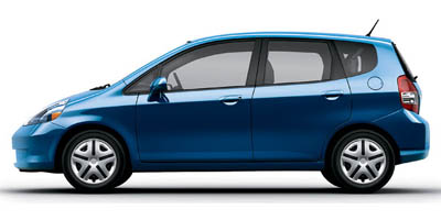 2007 Honda Fit:Main Image